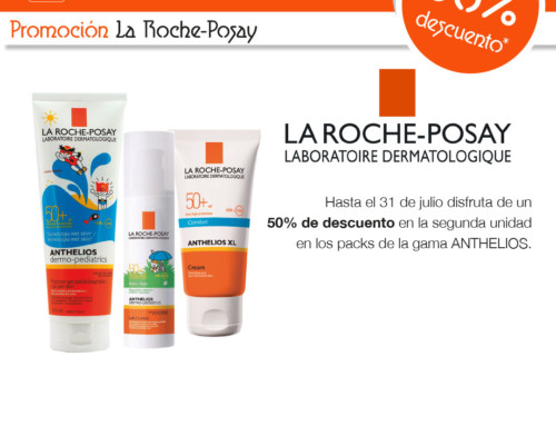 PACK ANTHELIOS LA ROCHE-POSAY