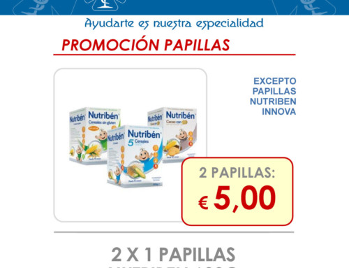 2×1 PAPILLAS NUTRIBEN